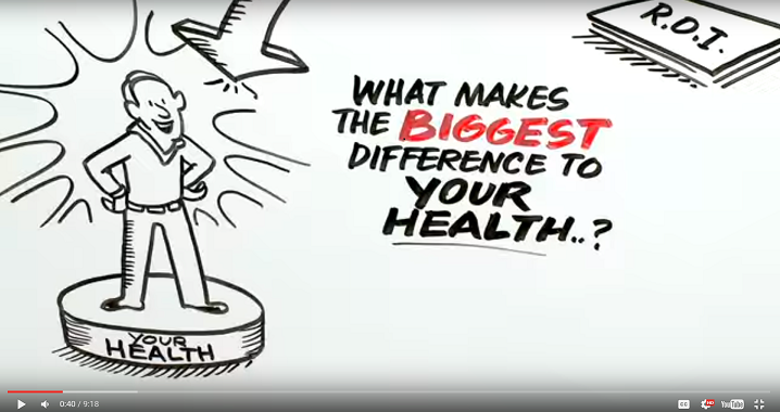 What is the Single Best thing we can do for our Health?